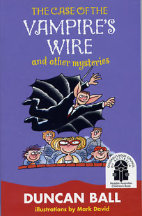 The Case of the Vampire's Wire and other Mysteries